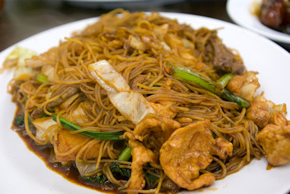 Hokkien Fried Bee Hoon