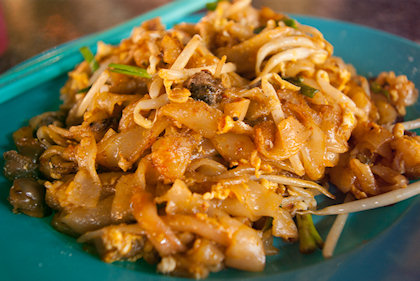 Fried Kuey Teow